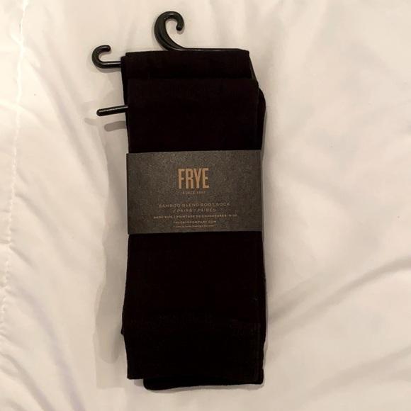FRYE Bamboo Boot Socks- NWT